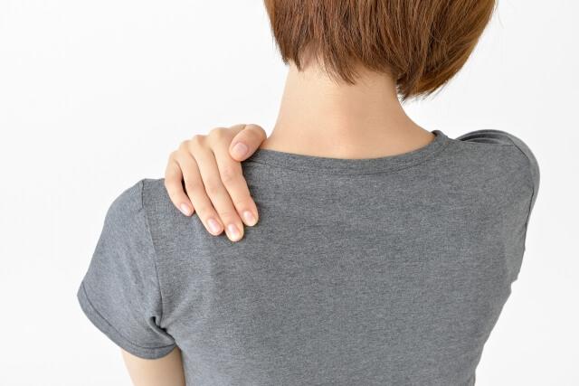 肩こりの鍼灸