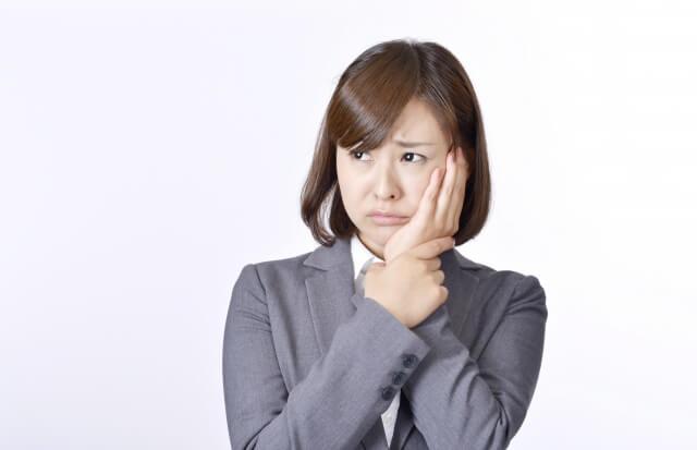 非定形型歯痛