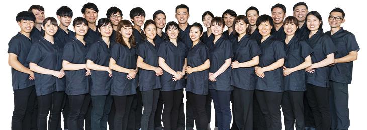 東洋医学研究所のスタッフ